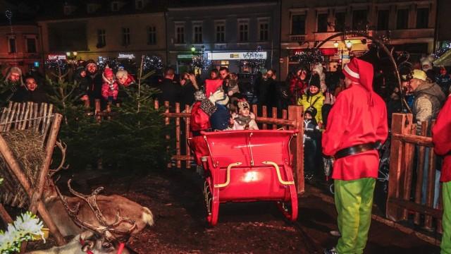 Mikołaj odwiedził małych oświęcimian – FOTO