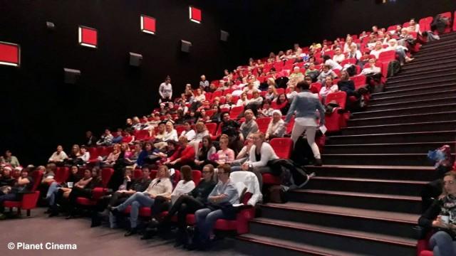 Mikołajkowo-andrzejkowe Kino dla Kobiet – FOTO