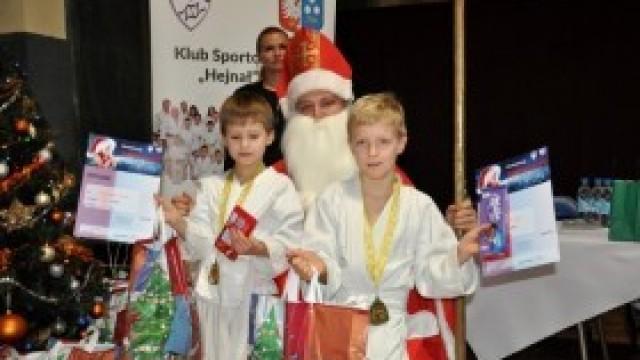 Mikołajkowy Turniej Judo 2019