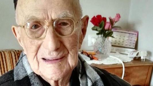 Mimo, że przeszedł Auschwitz, dożył 112 lat
