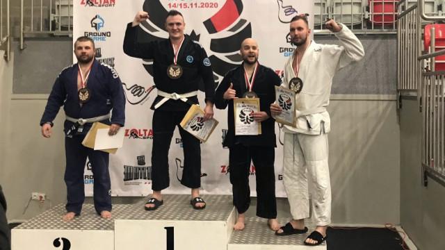 Mistrz Polski w brazylijskim Ju-Jitsu z Komendy Powiatowej Policji - InfoBrzeszcze.pl