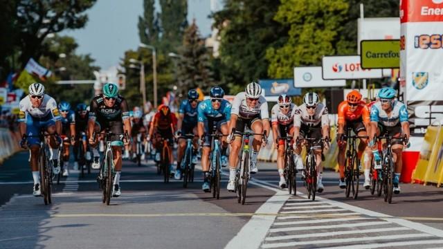 Mistrz świata Mads Pedersen wygrał drugi etap Tour de Pologne