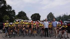 Mistrzostwa Małopolski w kolarstwie szosowym w Malcu