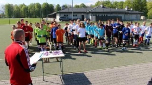 Mistrzostwa Piłki Nożnej Szkół Podstawowych o Puchar Burmistrza Gminy Kęty, klasy 4-6
