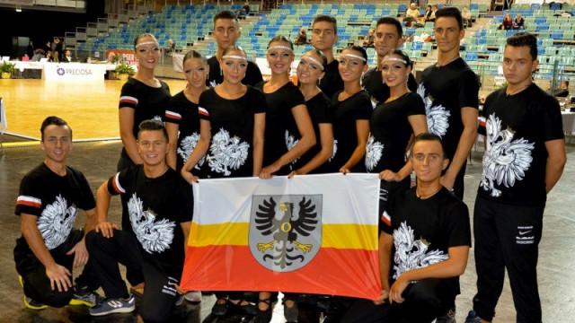Mistrzostwa Świata Formacji Tanecznych WDSF Wiedeń 2015