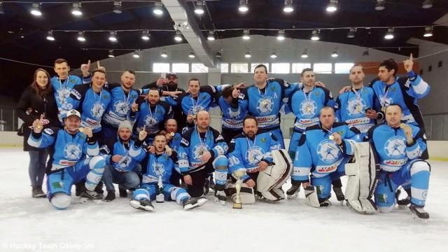 Mistrzowski Hockey Team Oświęcim – FOTO