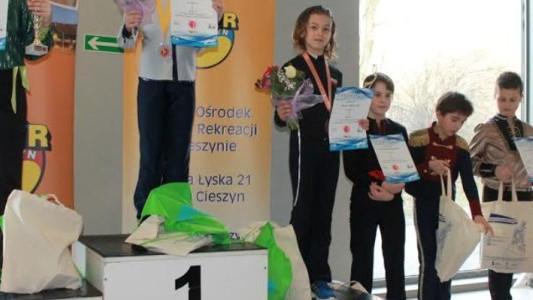 Młodzi zawodnicy Unii wrócili z medalami
