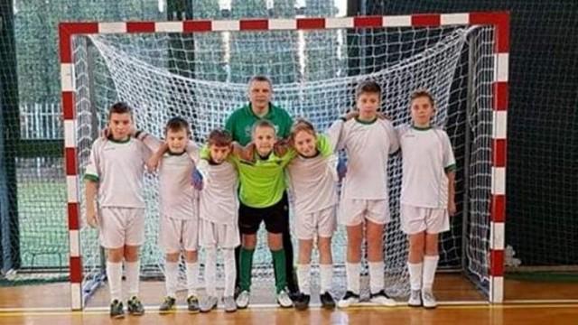 Młodzicy Górnika pierwsi w pierwszym turnieju o Puchar Zimy