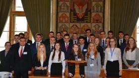 Młodzieżowa Rada Miejska na I Kongresie Młodzieżowych Rad Małopolski