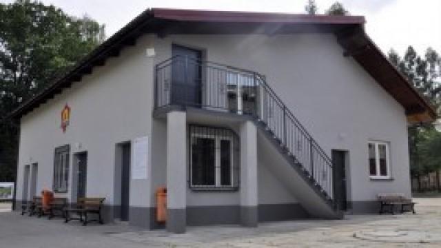 Modernizacja budynku gospodarczego LKS ZGODA w Malcu zakończona