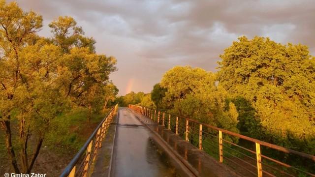 Most na Skawie będzie nieprzejezdny