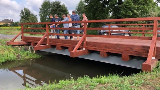Most w Bielanach jest już gotowy – FOTO