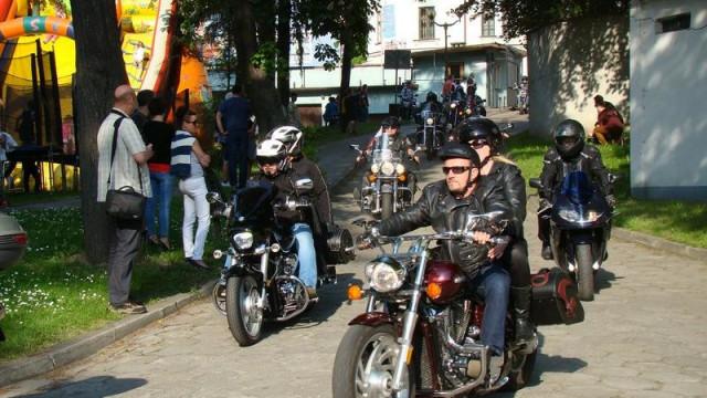 Motocyklowy piknik na bulwarach w Oświęcimiu. Będzie wiele atrakcji