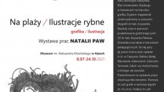 Muzeum zaprasza na wystawę prac Natalii Paw