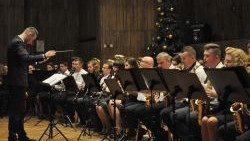 Muzyczna uczta gminnej orkiestry