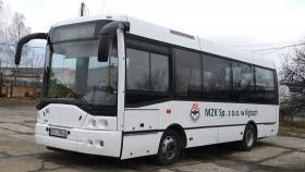 MZK Kęty wzbogacił się o kolejny niskopodłogowy autobus