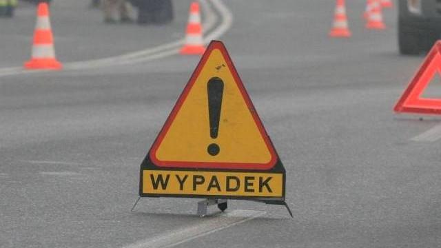 Na drodze krajowej 44 w Babicach pod Oświęcimiem zderzyły się trzy samochody