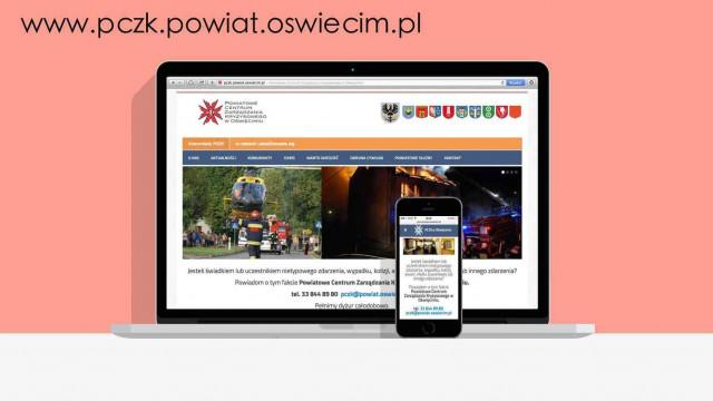 Na komputerze i w smartfonie - nowa strona PCZK