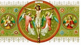 Na pamiątkę męki i śmierci Jezusa Chrystusa na krzyżu