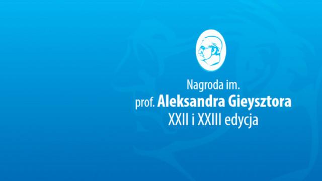 Nagroda im. prof. Aleksandra Gieysztora