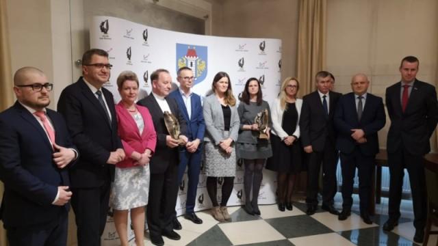 Nagrody i wyróżnienia dla branży gospodarczej wręczone – FOTO