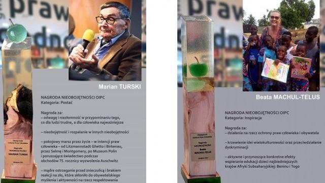 Nagrody Nieobojętności Oświęcimskiego Instytutu Praw Człowieka