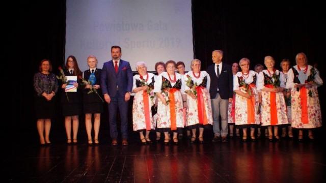 Nagrodzeni podczas Powiatowej Gali Kultury i Sportu - InfoBrzeszcze.pl