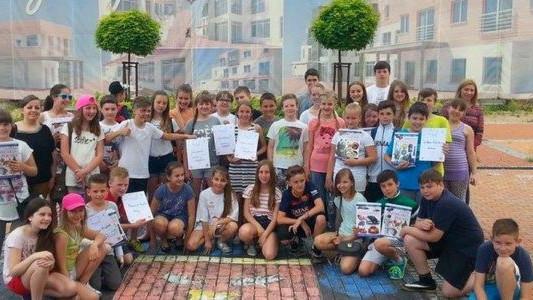 Najmłodsi świętowali z OSP i Młodzieżową Radą Miejską – FOTO