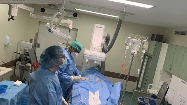 Najmniejszy na świecie stymulator serca wszczepiono pacjentowi w Oświęcimiu