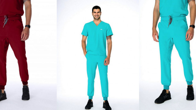 Najmodniejsza męska odzież medyczna