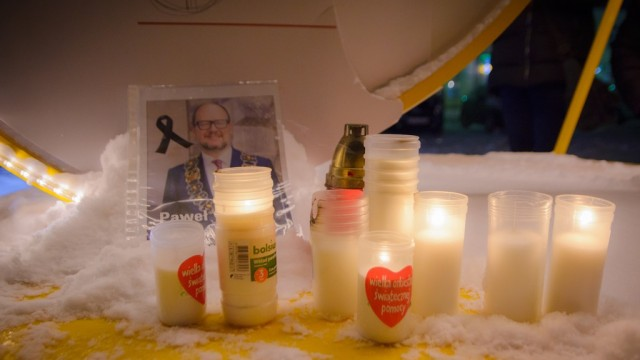 Największe serce świata dla prezydenta Gdańska