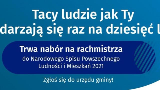 NARODOWY SPIS POWSZECHNY LUDNOŚCI I MIESZKAŃ NSP 2021  #LiczySięKażdy
