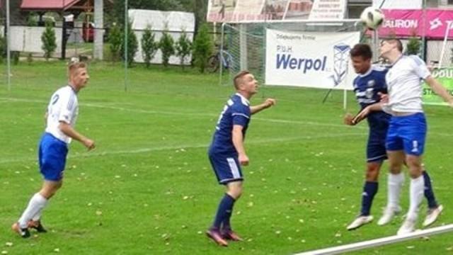 Nie było piewszych bramek w sezonie dla Unii i dla Clepardii