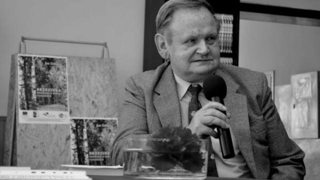 Nie żyje Jan Tobiasz, wieloletni Prezes Towarzystwa Przyjaciół Liceum im. Konarskiego w Oświęcimiu