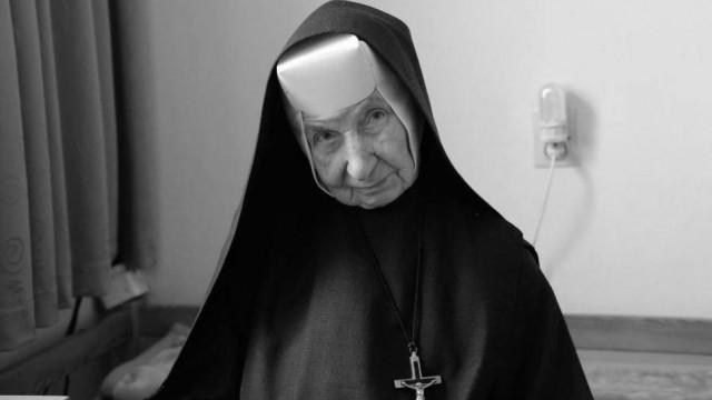 Nie żyje siostra zakonna Adamina, najstarsza mieszkanka gminy Wadowice. Miała 106 lat