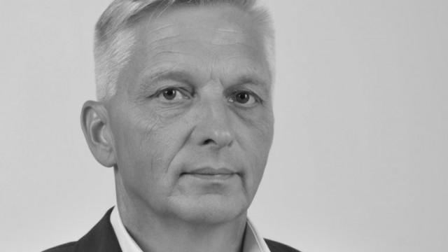 Nie żyje Starosta Oświęcimski Marcin Niedziela