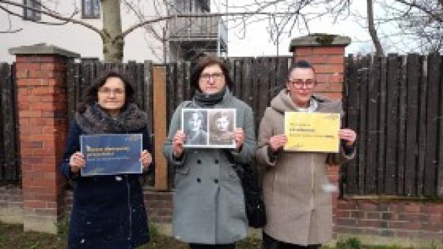 Niech głos pamięci o żydowskich mieszkańcach Kęt, którzy padli ofiarą Holokaustu, wybrzmi również z naszego miasta
