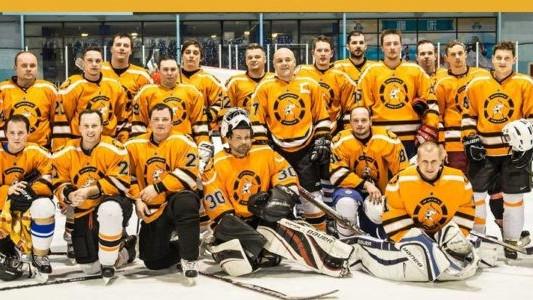 Niespełnieni mistrzem II Ligi PZHL – FOTO