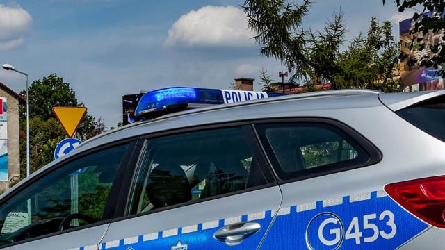 Nietrzeźwy kierowca zatrzymany przez funkcjonariuszy z Brzeszcz