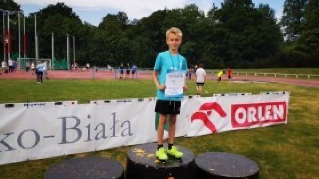Nominacja młodego kęczanina do plebiscytu Sportowiec Junior Roku 2018