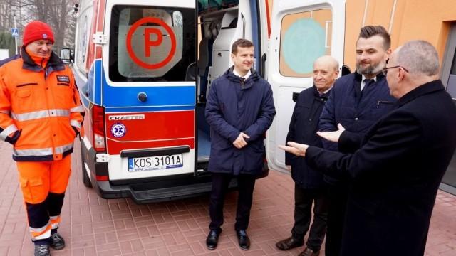 Nowa karetka jeździć będzie głównie po Brzeszczach - InfoBrzeszcze.pl