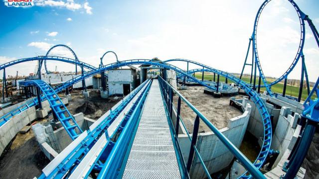 Nowa strefa w Parku Rozrywki Energylandia w Zatorze.  Aqualantis już w tym roku