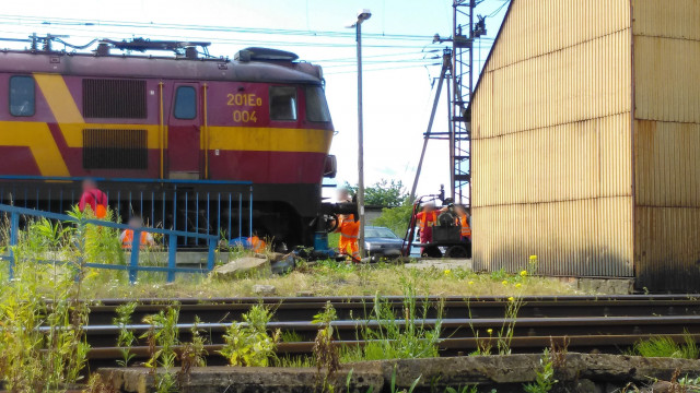 Nowe Informacje: Wykolejenie się pociągu. Utrudnienia mogą potrwać jeszcze kilka godzin. ZDJĘCIA !