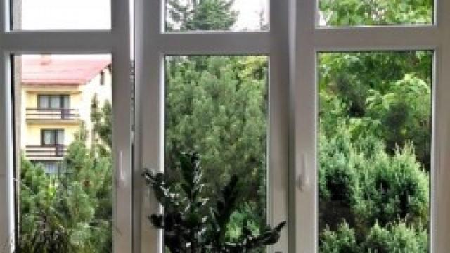 Nowe okna w kęckim GOPSie