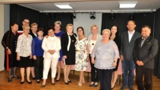 Nowe władze Koła Terenowego Związku Niewidomych w Kętach