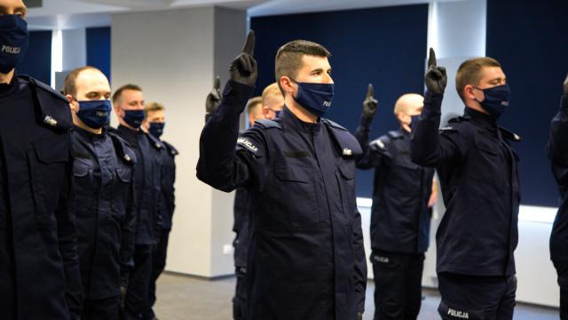 Nowi funkcjonariusze trafią do oświęcimskiego garnizonu Policji