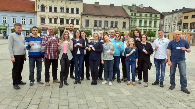 Nowi przewodnicy miejscy w Oświęcimiu