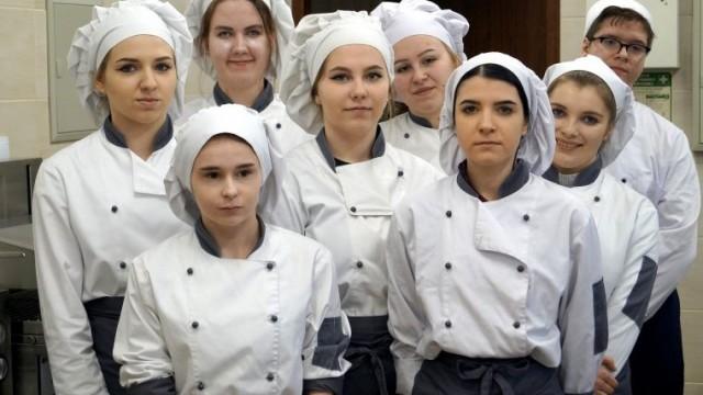 Nowoczesna pracownia gastronomiczna dla przyszłych kucharzy i cukierników