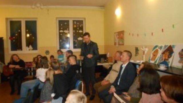 Noworoczne spotkanie w Łękach