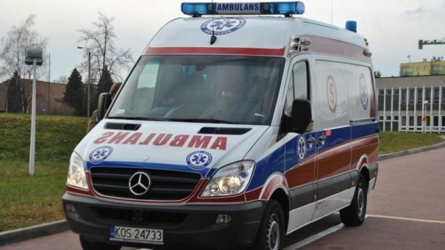 Nowy ambulans podniesie poziom bezpieczeństwa